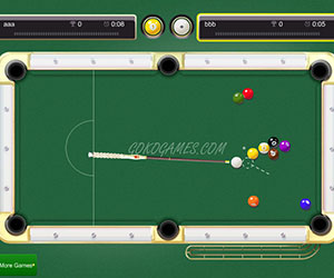 8 ball Pool, 2 player games, Play 8 ball Pool Game at twoplayer-game.com.,Play online free game.