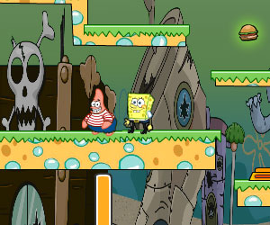 spongebob and patrick escape 3 2 player games play spongebob and patrick escape 3 - Spongbob 2
