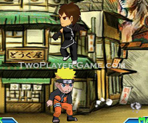 Fighting jam wing 2 player games play anime fighting jam wing game