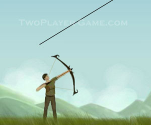 Bow Chief, 2 player games, Play Bow Chief Game at twoplayer-game.com.,Play online free game.