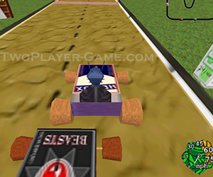Buggy Racers, 2 player games, Play Buggy Racers Game at twoplayer-game.com.,Play online free game.
