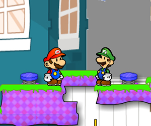 Mario And Luigi Escape 2, Mario And Luigi  2 player game, Play  Mario And Luigi Escape 2 Game at twoplayer-game.com.,Play online free game.