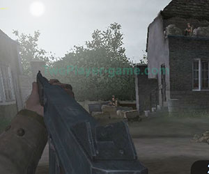 Call Of Duty 2, Play Call Of Duty 2 Game at twoplayer-game.com.,Play online free game.