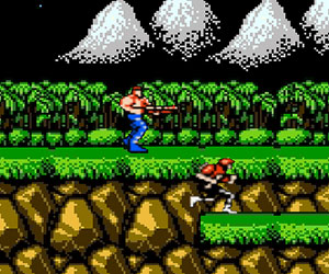 Contra, 2 player Contra Game, Play Contra Game at twoplayer-game.com.,Play online free game.