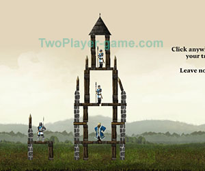 Crush The Castle, Play Crush The Castle Game at twoplayer-game.com.,Play online free game.