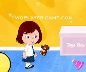 Daisy Escape Play School Fun, Play Daisy Escape Play School Fun Game at twoplayer-game.com.,Play online free game.