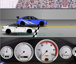Drag Racer V3, Play Drag Racer V3 Game at twoplayer-game.com.