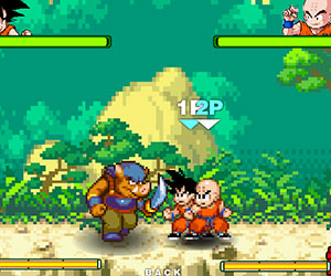 Fighting 2 2 player dragon ball game play dragon ball fighting 2
