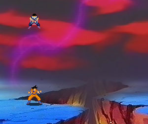 Dragonball Z Tournament, 2 player games, Play Dragonball Z Tournament Game at twoplayer-game.com.,Play online free game.