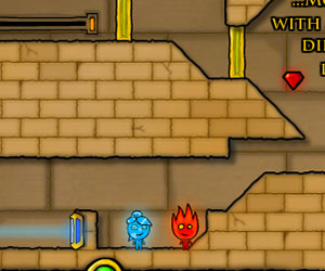 Fire Boy and Water Girl 2, 2 player games, Play Fire Boy and Water Girl 2 Game at twoplayer-game.com.,Play online free game.