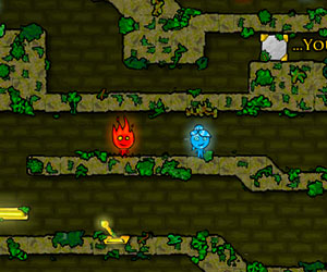 Fire Boy and Water Girl, 2 player games, Play Fire Boy and Water Girl Game at twoplayer-game.com.,Play online free game.