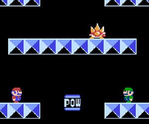 2 player games online mario