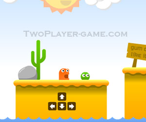 Gum Drop Hop 3, 2 player drop game, Play Gum Drop Hop 3 Game at twoplayer-game.com.,Play online free game.
