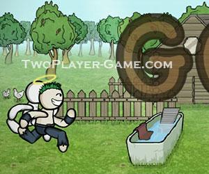 Running Games 2 Player