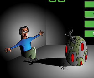 Killer Eggs, 2 player games, Play Killer Eggs Game at twoplayer-game.com.,Play online free game.