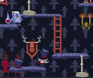 Magic Mansion, 2 player games, Play Magic Mansion Game at twoplayer-game.com.,Play online free game.