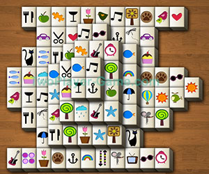 Mahjong Fun, Play Mahjong Fun Game at twoplayer-game.com.,Play online free game.