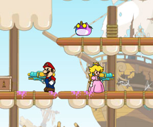Mario Musketeers, 2 player games, Play Mario Musketeers Game at twoplayer-game.com.,Play online free game.