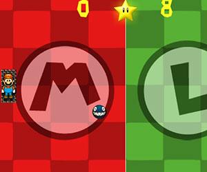2 player mario and luigi racing games