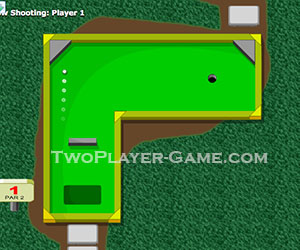 Mini-Putt 3, 2 player golf game,3 player golf game and 4 player, Play Mini-Putt 3 Game at twoplayer-game.com.,Play online free game.