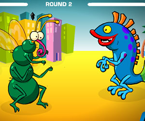 Monster Mayhem, 2 player games, Play Monster Mayhem Game at twoplayer-game.com.,Play online free game.