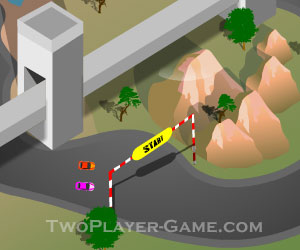 Mountain View Racer, 2 player games, Play Mountain View Racer Game at twoplayer-game.com.,Play online free game.