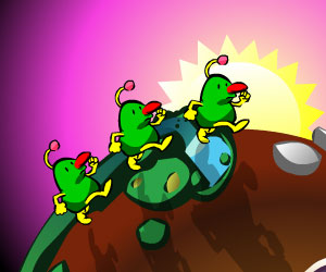 Quibble Race, 2 player racing game, Play Quibble Race Game at twoplayer-game.com.,Play online free game.