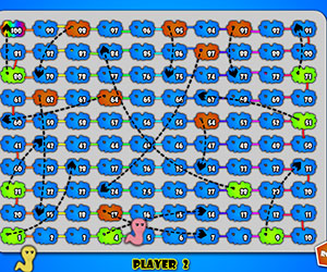 Snake And Ladders, 2 player games, Play Snake And Ladders Game at twoplayer-game.com.,Play online free game.