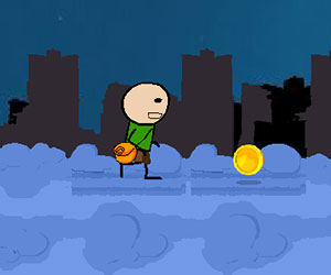 Stick the Runner, stickman game, Play Stick the Runner Game at twoplayer-game.com.,Play online free game.