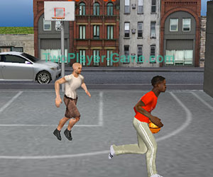 Street Ball Showdown, Play Street Ball Showdown Game at twoplayer-game.com.,Play online free game.