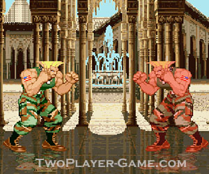 Street Fighter 2 - 2 player, 2 player games, Play Street Fighter 2 - 2 player Game at twoplayer-game.com.,Play online free game.