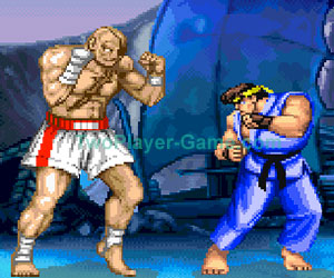Street Fighter 2, Play Street Fighter 2 Game at twoplayer