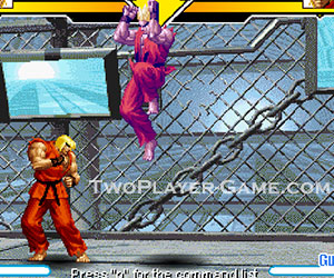 play street fighter online