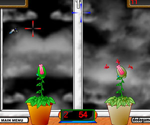 Sundews fighting 2 player flower game play sundews fighting game at