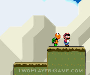 Super Mario World X, 2 player games, Play Super Mario World X Game at twoplayer-game.com.,Play online free game.