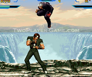 The King of Fighters Wing, 2 player games, Play The King of Fighters Wing Game at twoplayer-game.com.,Play online free game.