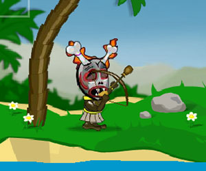 Tribe, 2 player games, Play Tribe Game at twoplayer-game.com.,Play online free game.
