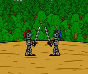 Turnaus, 2 player sword game, Play Turnaus Game at twoplayer-game.com.,Play online free game.