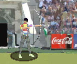Ultrasports Archery, 2 player archery game, Play Ultrasports Archery Game at twoplayer-game.com.,Play online free game.