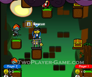 Vertical Drop Heroes, 2 player games, Play Vertical Drop Heroes Game at twoplayer-game.com.,Play online free game.